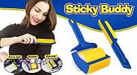 Щетка валик для чистки одежды Sticky Buddy | Липкий валик для чистки одежды, фото 10