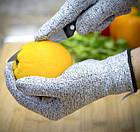 Рукавички від порізів Cut resistant gloves   Захисні рукавиці   Рукавички для кухні, фото 3