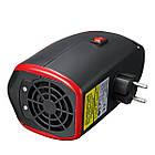 Портативний обігрівач Wonder Warm 400W з пультом управління | Тепловентилятор, фото 4