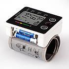 Электронный измеритель давления Electronic Blood Pressure Monitor Arm style | тонометр на запястье, фото 9
