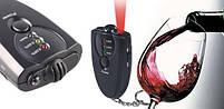 Брелок-Алкотестер с фонариком ТРЕЗВЫЙ ВОДИТЕЛЬ | Персональный алкотестер, фото 4