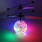Літаючий світна куля - вертоліт від руки Flying Ball Air, фото 2