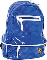 "Рюкзак подростковый 551990 ""Oxford"" синий, 43*32*17см"
