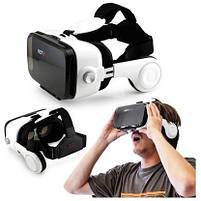 Очки виртуальной реальности BOBO VR Z4 3D с наушниками | Шлем виртуальной реальности, фото 2