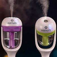 Увлажнитель воздуха в машину Car Humidifier Nanum   Автомобильный увлажнитель воздуха, фото 7