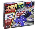 Trix Trux - трасса Монстр траки | 2 машинки в комплекте, фото 4