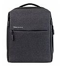 Рюкзак Xiaomi Simple Urban Backpack | Черный, фото 2
