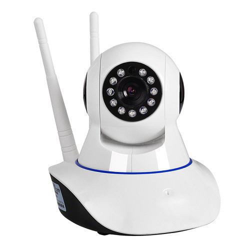 Камера видеонаблюдения WIFI Smart NET camera Q5 | Поворотная сетевая IP-камера