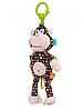 Музыкальная игрушка Обезьянка Марта (35 см) Balibazoo, фото 2