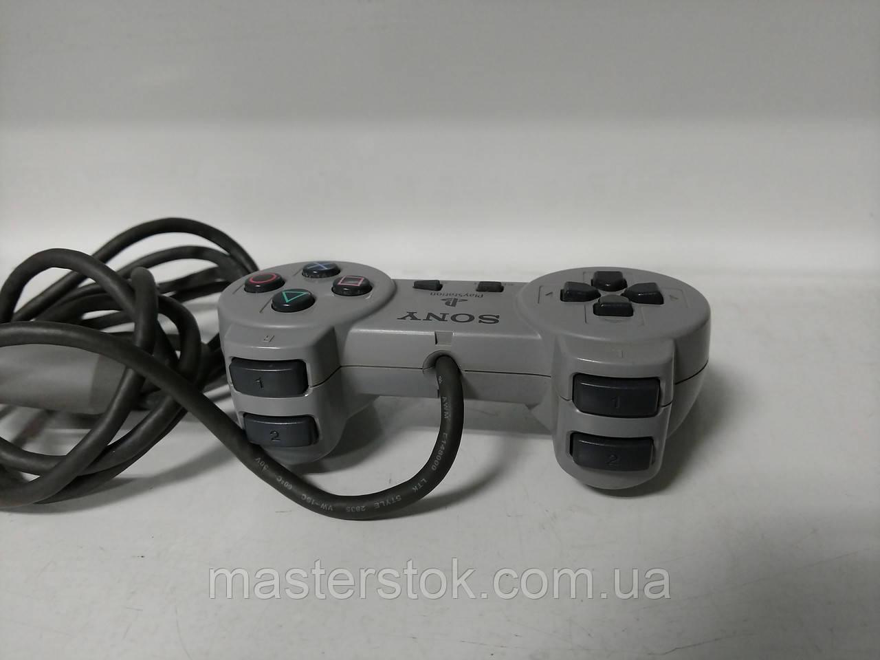 Джойстики Playstation 1(Dualshock 1), оригинал 4
