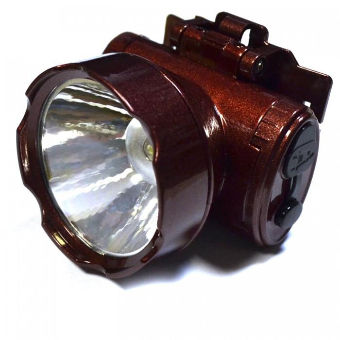 Налобный аккумуляторный фонарь YAJIA YJ-1898-1