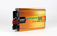 Автомобильный преобразователь напряжения инвертор AC/DC SSK 500W 24V, фото 3