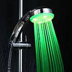 Насадка для душа LED Shower с LED подсветкой   Светодиодная насадка для душа, фото 7
