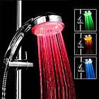 Насадка для душа LED Shower с LED подсветкой   Светодиодная насадка для душа, фото 9