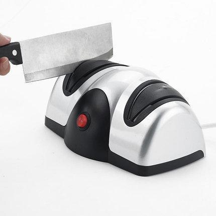 Точилка для кухонных ножей Electric Knife Sharpener | Ножеточка