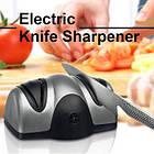 Точилка для кухонных ножей Electric Knife Sharpener | Ножеточка, фото 3