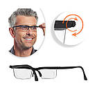 Універсальні окуляри для зору Dial Vision | Окуляри з регулюванням лінз, фото 2