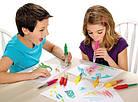 Детские воздушные фломастеры Magic Pens E 018 с подставкой | Аэрограф, фото 3