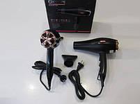 Фен для волос Gemei GM-1769 1800W, фото 3