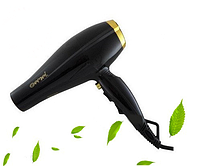 Профессиональный мощный фен для волос Gemei GM-1765 2800W, фото 4