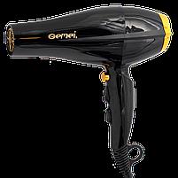 Профессиональный мощный фен для волос Gemei GM-1765 2800W, фото 5