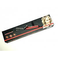 Плойка для завивки волос Gemei GM-2906 с насадкой, фото 8