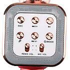 Беспроводной Bluetooth караоке-микрофон DM Karaoke WS1818, фото 6