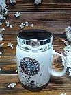 Керамическая чашка Starbucks SH 025-1 | Кружка Старбакс, фото 4