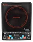 Электроплита инфракрасная Domotec MS-5841 (2000 Вт) с таймером | Настольная плита, фото 2