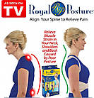 Жіночий магнітний корсет коректор постави Royal posture woman | Коректор постави, фото 9