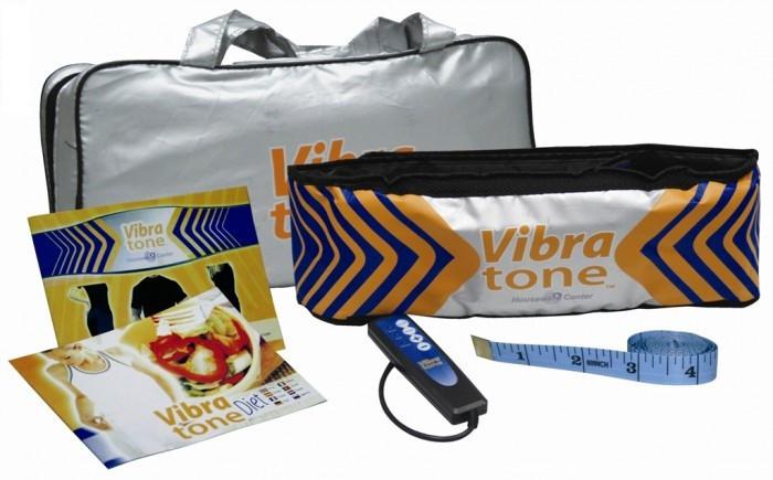 Пояс вібромасажер для схуднення Tone Vibro