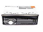 Автомобільна магнітола 1DIN MP3-6317 RGB панель + пульт управління   Автомагнітола, фото 3