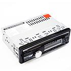 Автомобільна магнітола 1DIN MP3-3215BT Bluetooth | RGB панель + пульт управління | Автомагнітола, фото 4
