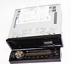 Автомобильная магнитола 1DIN DVD-8350 RGB панель + пульт управления   Автомагнитола, фото 4