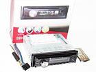 Автомобильная магнитола 1DIN DVD-8350 RGB панель + пульт управления   Автомагнитола, фото 5