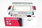Автомобильная магнитола 1DIN DVD-8400 RGB панель + пульт управления | Автомагнитола, фото 2