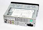 Автомобильная магнитола 1DIN DVD-8400 RGB панель + пульт управления | Автомагнитола, фото 4