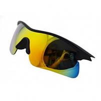 Солнцезащитные антибликовые очки для водителей TAG GLASSES, фото 4