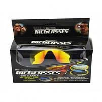 Солнцезащитные антибликовые очки для водителей TAG GLASSES, фото 5