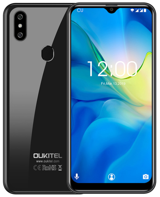 OUKITEL C15 Pro Plus 3/32 Gb black