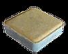 """Тротуарная плитка """"Гармония""""  Стандарт УМБР цвет на белом цементе, 30 мм"""