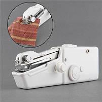 Ручная швейная машинка FHSM MINI SEWING HANDY STITCH | Мини швейная машинка, фото 8