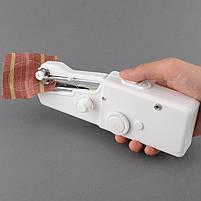 Ручная швейная машинка FHSM MINI SEWING HANDY STITCH | Мини швейная машинка, фото 9