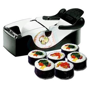 Машинка для приготовления суши и роллов Perfect Roll Sushi | Идеальный рулет
