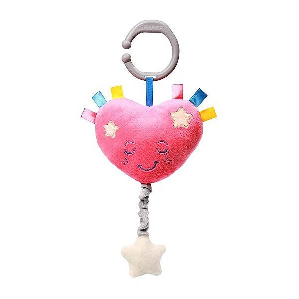 Музыкальная игрушка Мое сердечко (15х12 см.)  BabyOno
