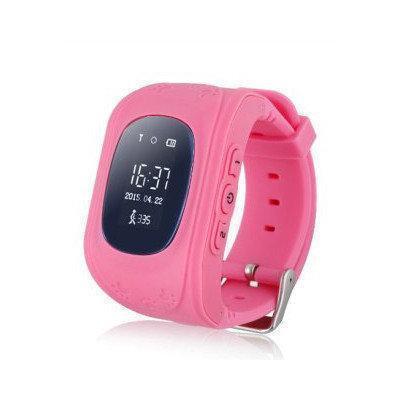 Детские Смарт-часы Smart Baby Watch Q50 | Розовые