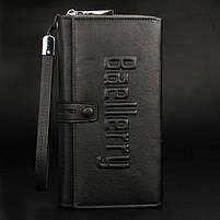 Портмоне BAELLERRY S1393 | Мужской кошелек | Мужской клатч | Коричневый, фото 7