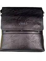 Мужская сумка Jeep Buluo 9008   Черная, фото 2