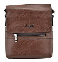 Мужская сумка Jeep Buluo 9008   Черная, фото 6