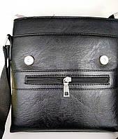 Мужская сумка Jeep Buluo 9008   Черная, фото 3